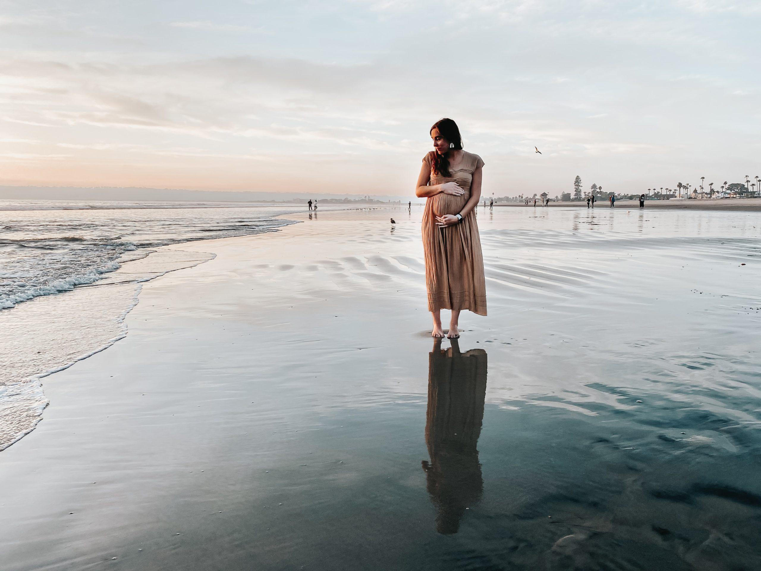 20 kolejnych myśli o ciąży (tych bardziej poważnych)