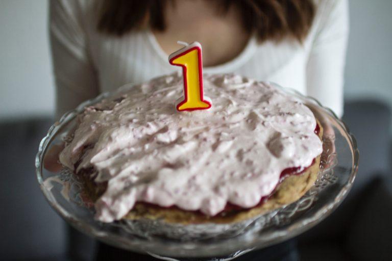 1. urodziny bobasa